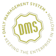 Daily Management System Logo for Manufacturing