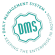 Daily Management System Logo for Service Industries